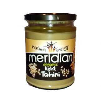 Meridian Tahini Light Organic