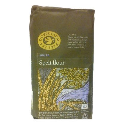 Spelt Flour White