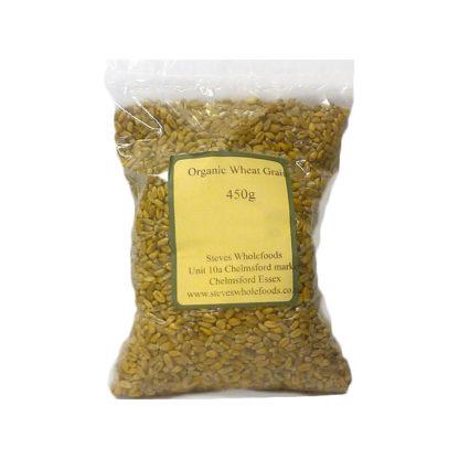 Wheat Grain Organic