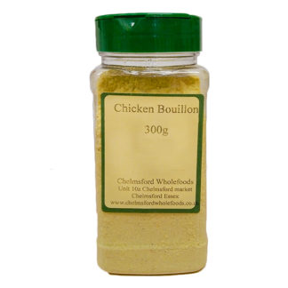bouillon chicken jar