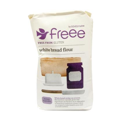 gluten free white bread flour