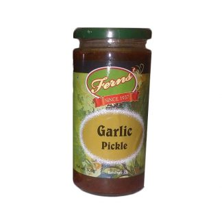 Ferns Garlic Pickle