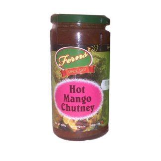 Ferns Hot Mango Chutney