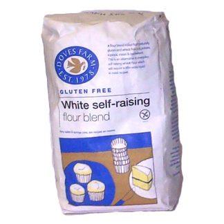 GF White Bread SR Flour