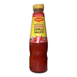 Maggi Extra Hot Chilli Sauce