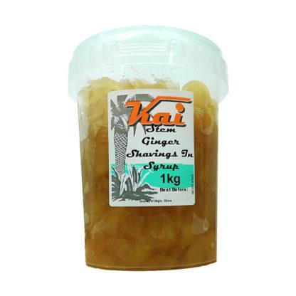 Stem Ginger Shavings 1kg