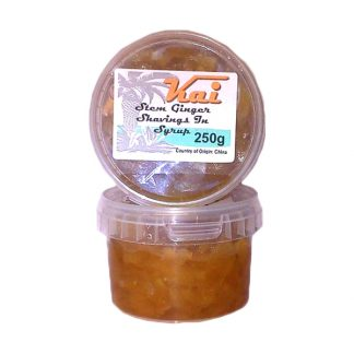 Stem Ginger Shavings 250g