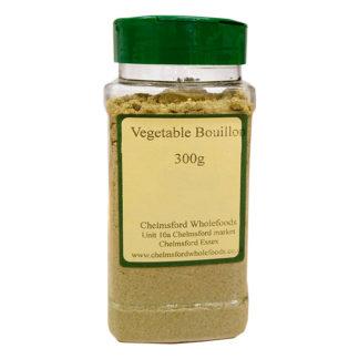 bouillon vegetable jar