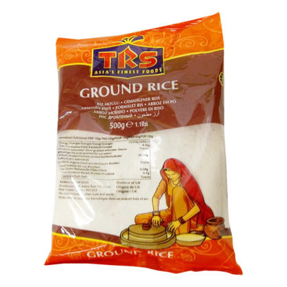 Ground Rice Flour